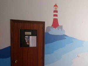 instalaciones colegio San Fernando vigo