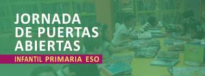 Jornada de puertas abiertas colegio San Fernando de Vigo